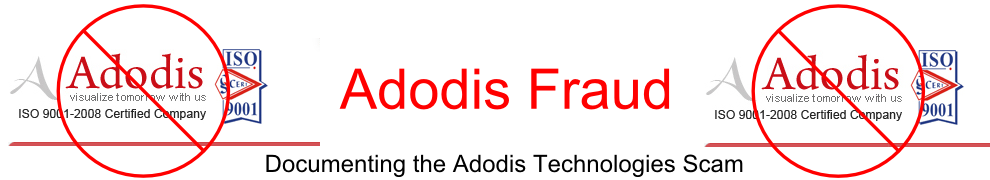 Adodis Fraud